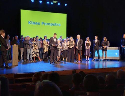 Klaas Pompstra Ondernemer van het Jaar 2019
